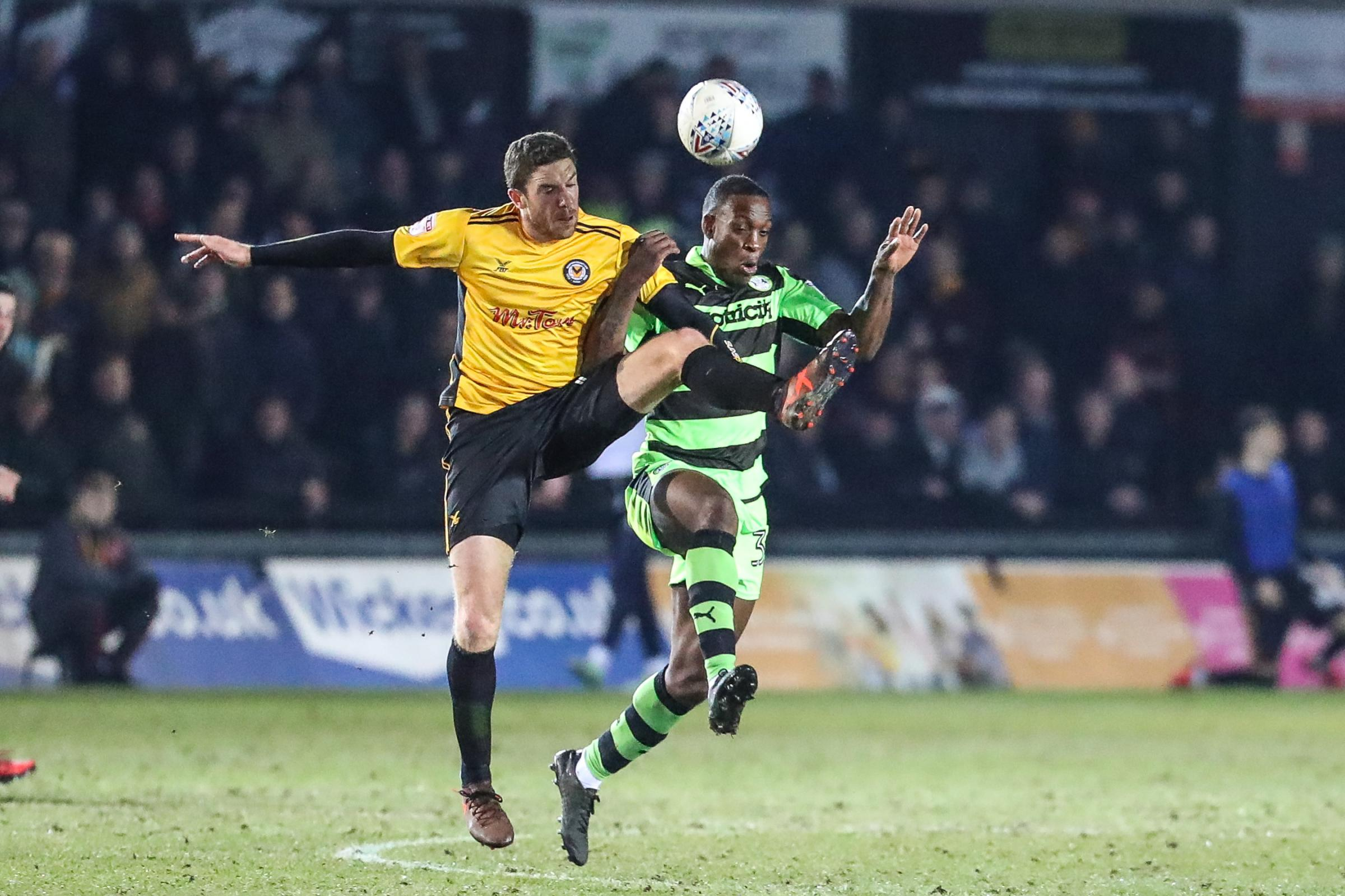 VIDEO: Relive the thrilling 3-3 draw between Forest Green and Newport County
