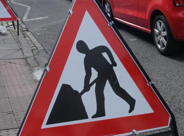 This week's roadworks in your area