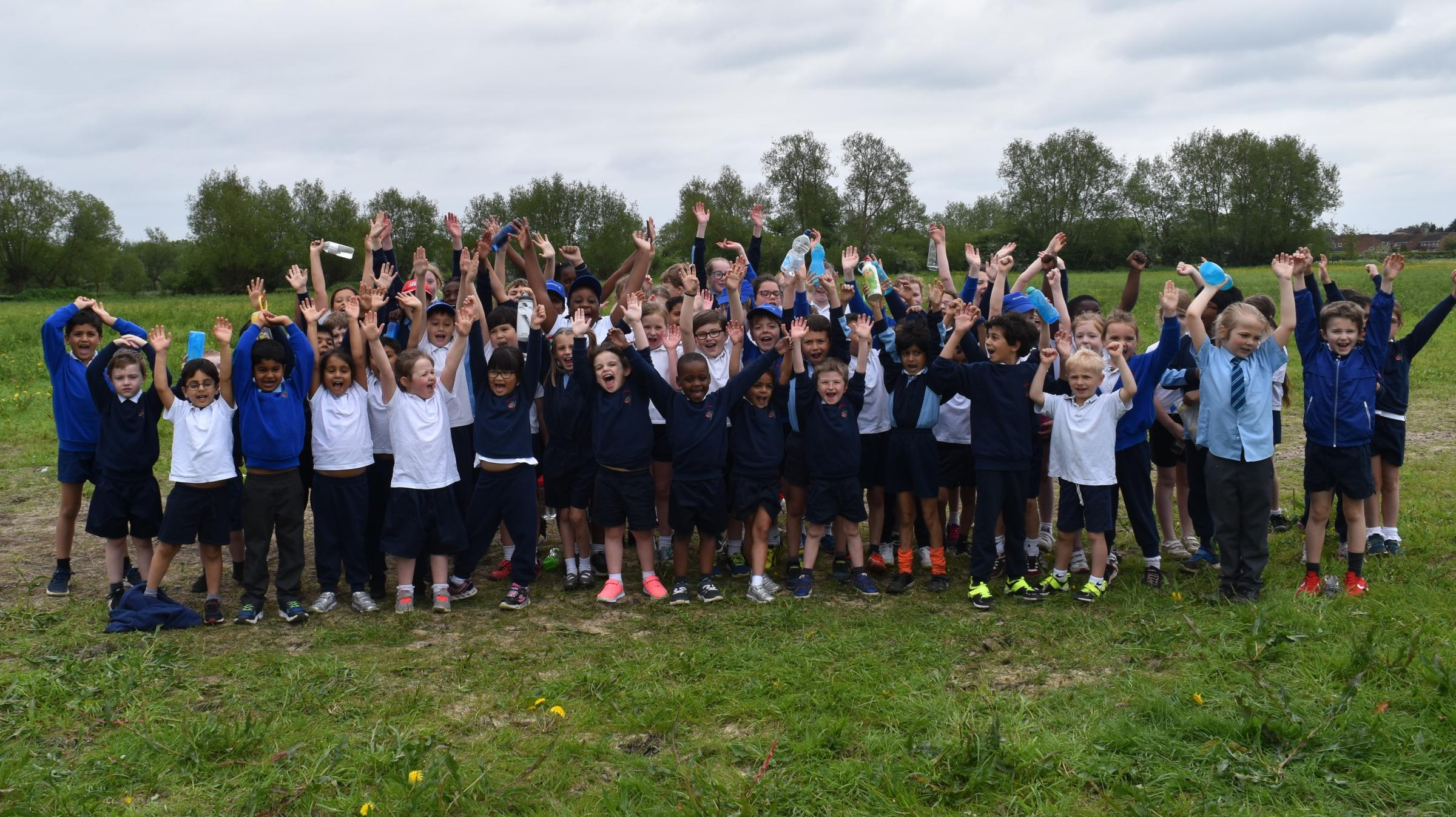 Meadowpark Raises Fund for NSPCC