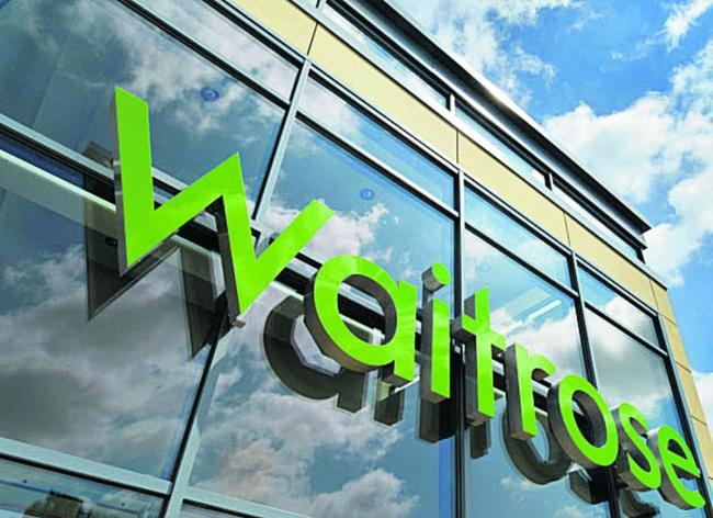 Waitrose are making the changes as they look to reduce their plastic use.
