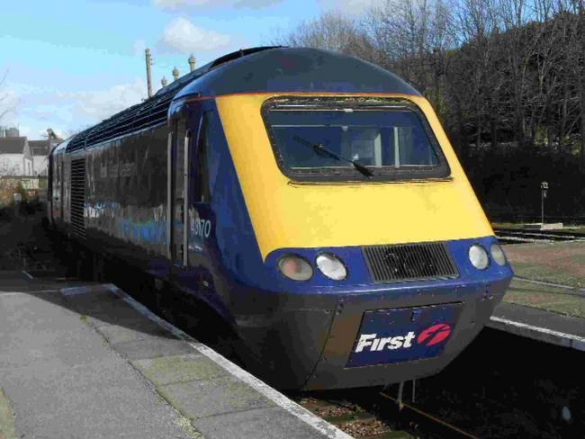 Person hit by a train between Cheltenham and Gloucester