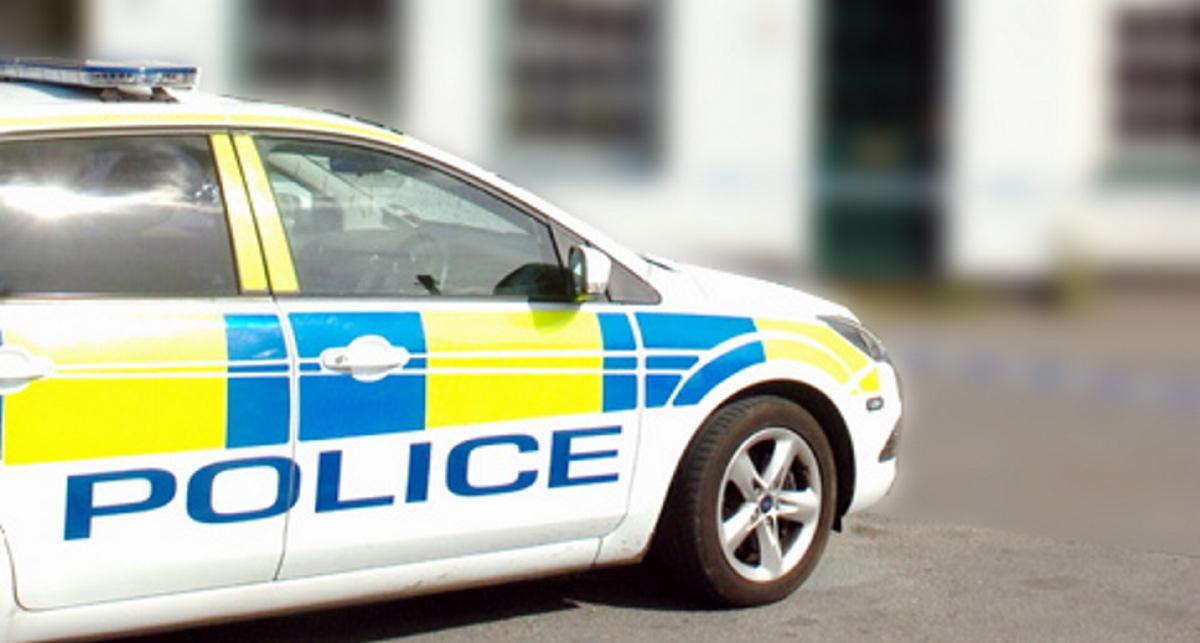 Two men were detained in Witlshire after an incident in Dursley last night