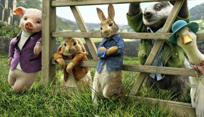 Film: Peter Rabbit