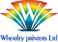 Wilts and Gloucestershire Standard: Wheatley Printers Stroud - logo