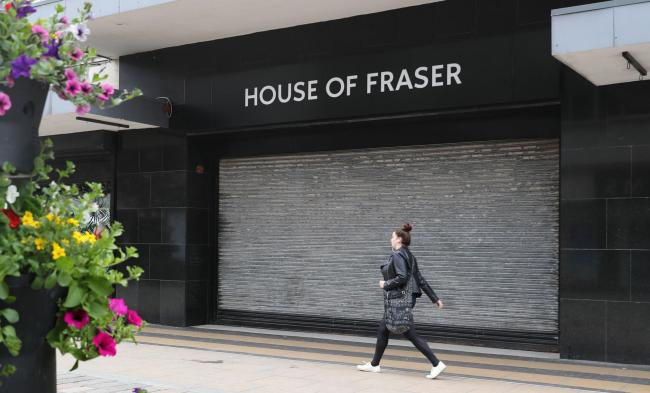 Sports Direct Steps In To Save House Of Fraser Wilts And