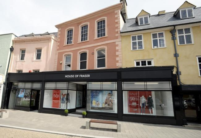 House Of Fraser Rescued By Sports Direct In 90 Million Deal Wilts