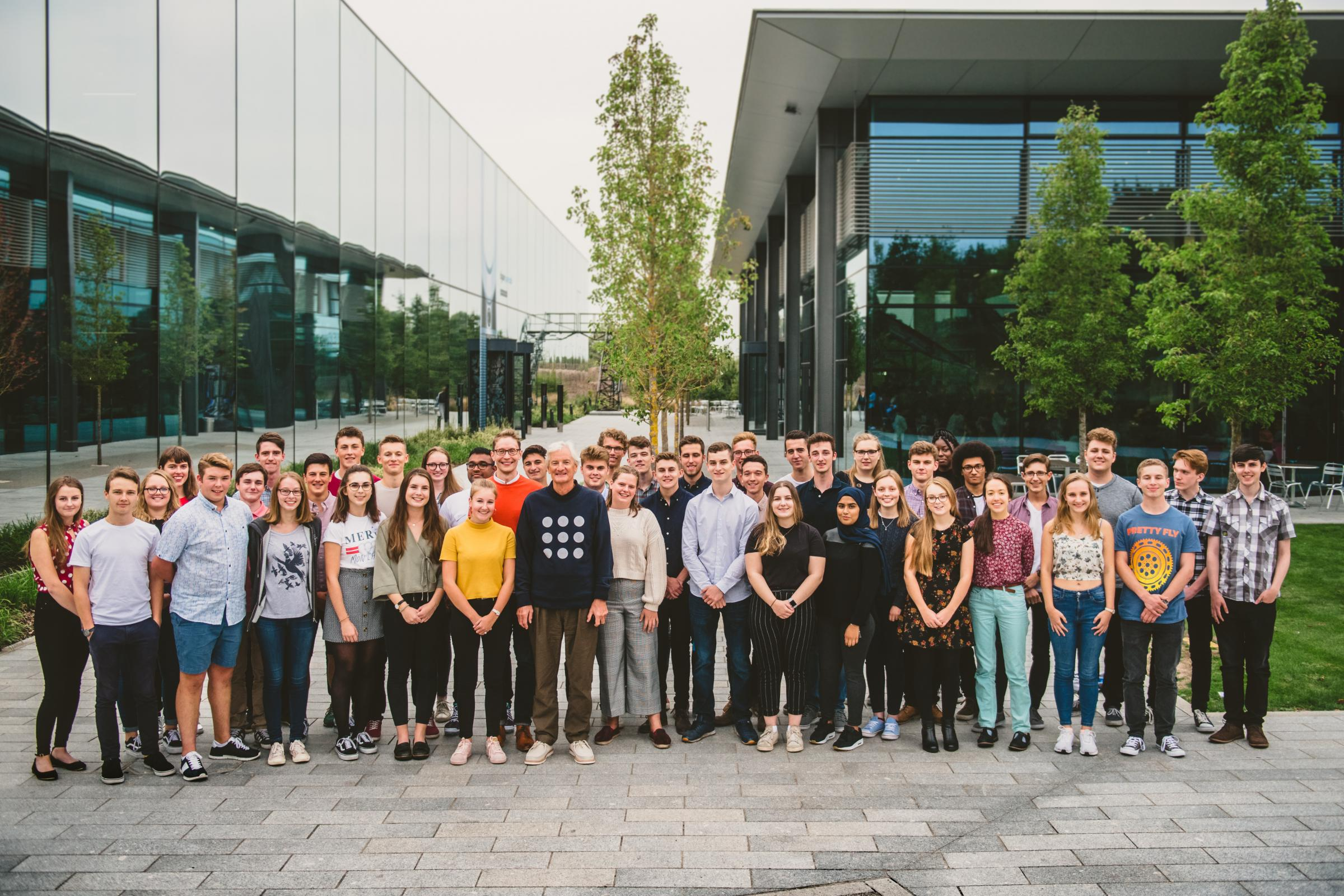 The Dyson Institute of Engineering and Technology has welcomed its second cohort of undergraduates engineers
