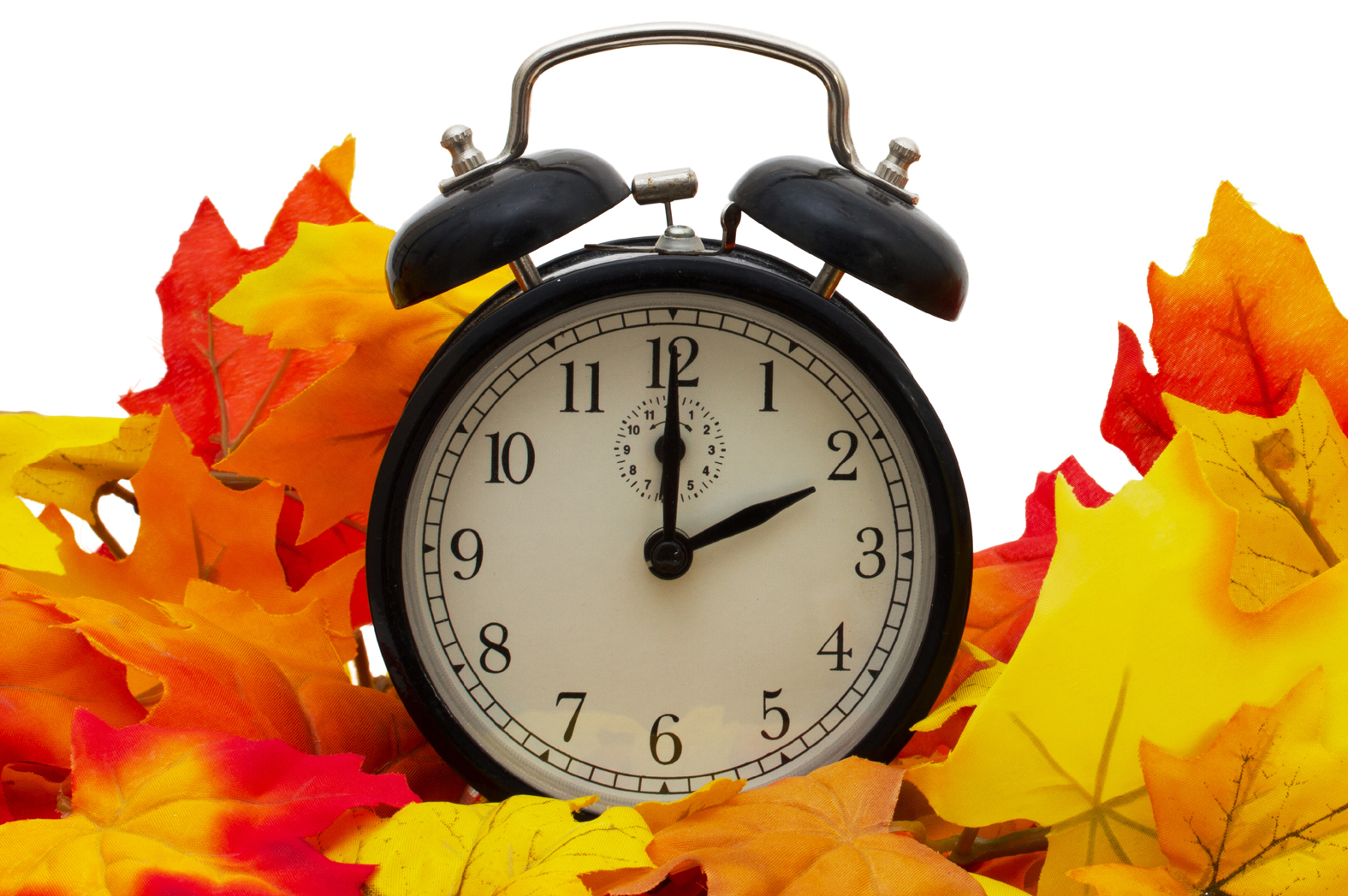Should the clocks go back later?
