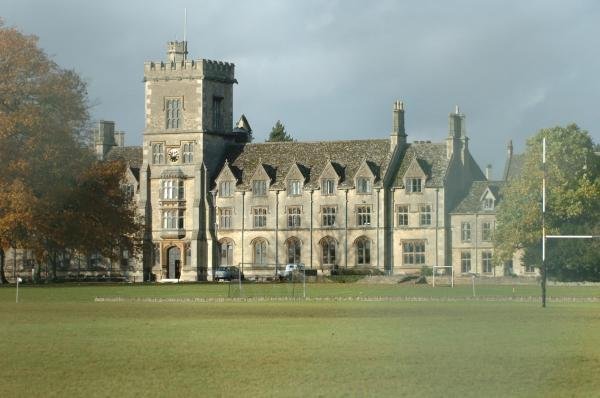 The Royal Agricultural University in Cirencester