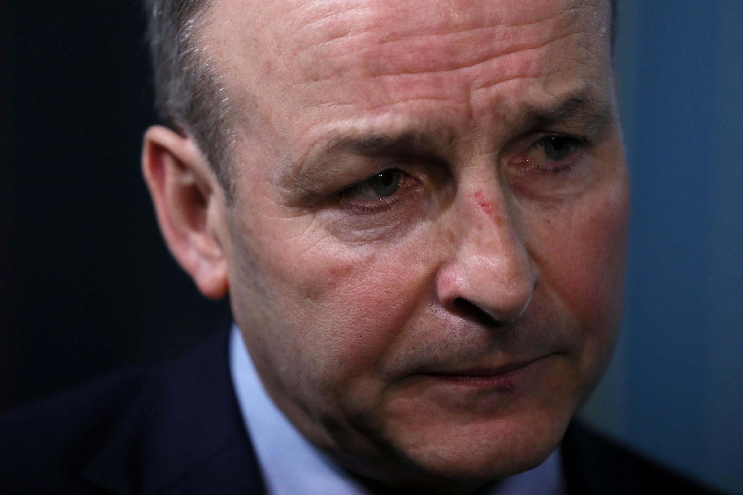 Micheal Martin says risk of SDLP split a consideration in merger talks