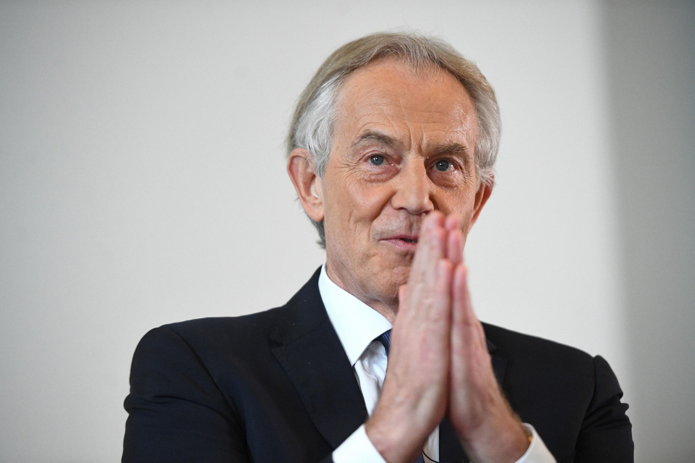 Blair condemns PM's Brexit deal as 'capitulation' to EU