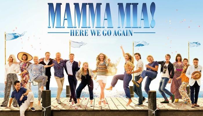 Mamma Mia! Here We Go Again - Singalong