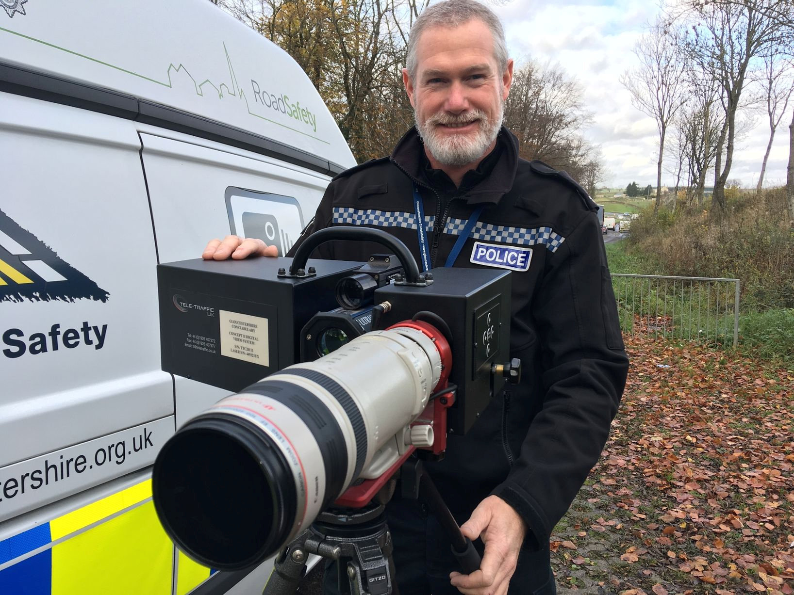 New A417 speed camera can catch drivers speeding up to 1km away