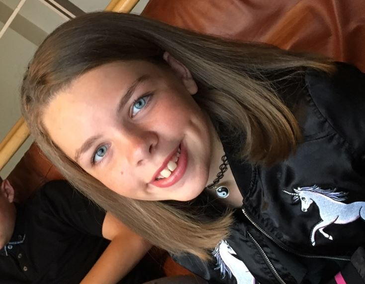 Tributes paid to 11-year-old girl killed after being struck by car