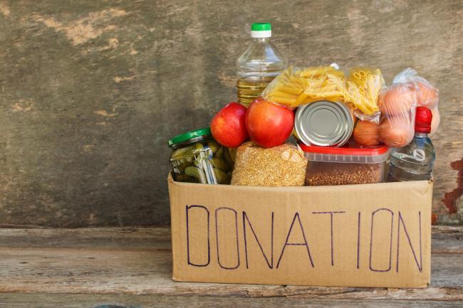 Estate Agents Accept Foodbank Donations Throughout Advent