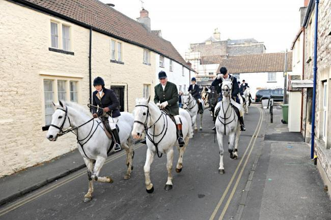 Tetbury Town Council resolved not to grant consent to the Beaufort Hunt to continue meeting on the Tetbury Rail Lands.