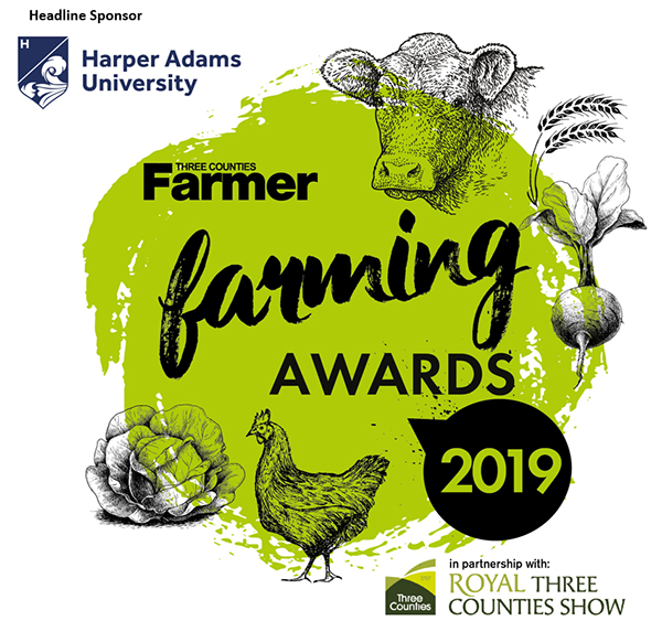 Wilts and Gloucestershire Standard: Three Counties Farmer Farming Awards 2019