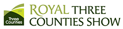 Wilts and Gloucestershire Standard: Royal Three Counties Show logo