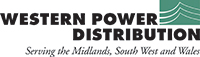 Wilts and Gloucestershire Standard: Western Power Distribution logo
