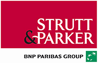 Wilts and Gloucestershire Standard: Strutt & Parker logo