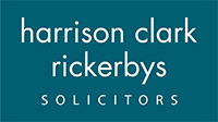 Wilts and Gloucestershire Standard: Harrison Clark Rickerbys Solicitors logo