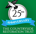 Wilts and Gloucestershire Standard: The Countryside Restoration Trust Logo
