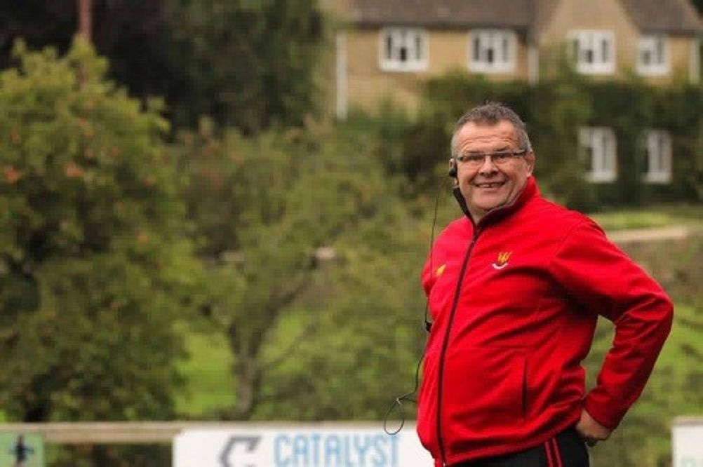 Cirencester Director of Rugby Andy Deacon. Picture: Brendan Downes-Hall