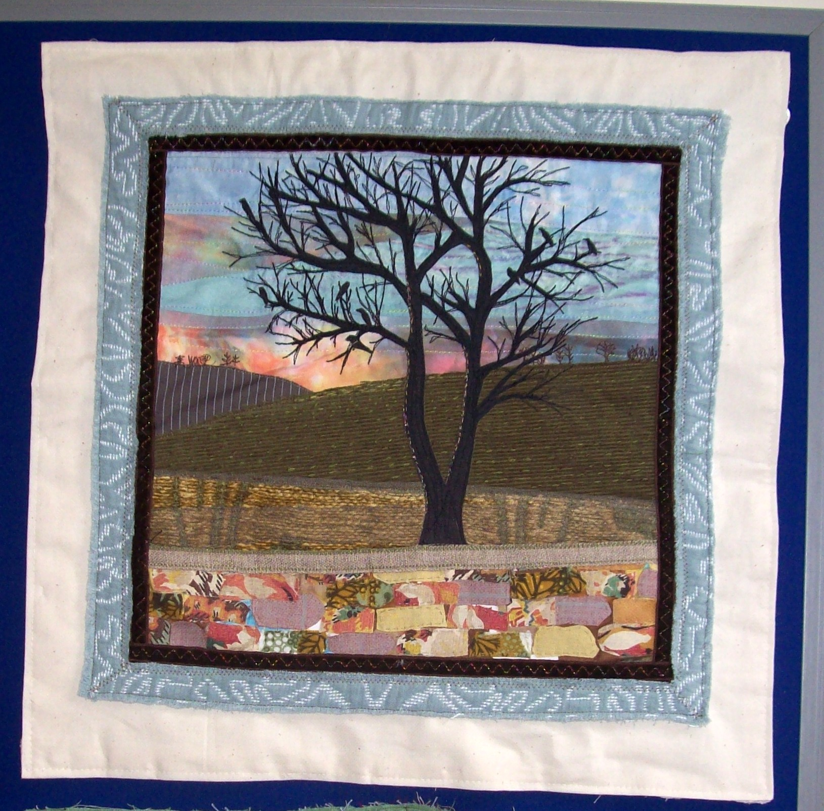 20th anniversary Chalford Stitchers Show