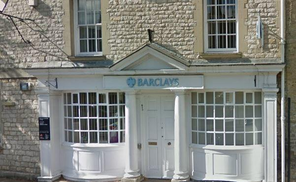 The Health Box are taking over the Barclays building in Lechlade