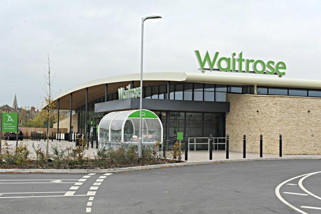 Waitrose in Malmesbury