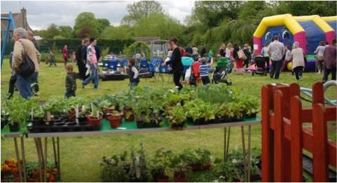 The Shrubberies School PTA May Fayre