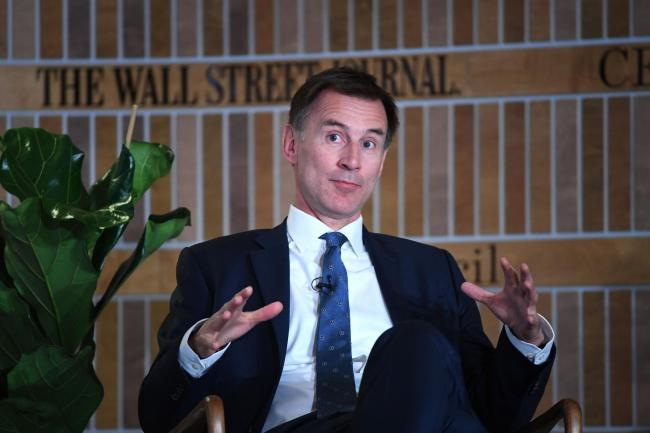 Foreign Secretary Jeremy Hunt, who said he had discussed the situation in recent days with US counterpart Mike Pompeo