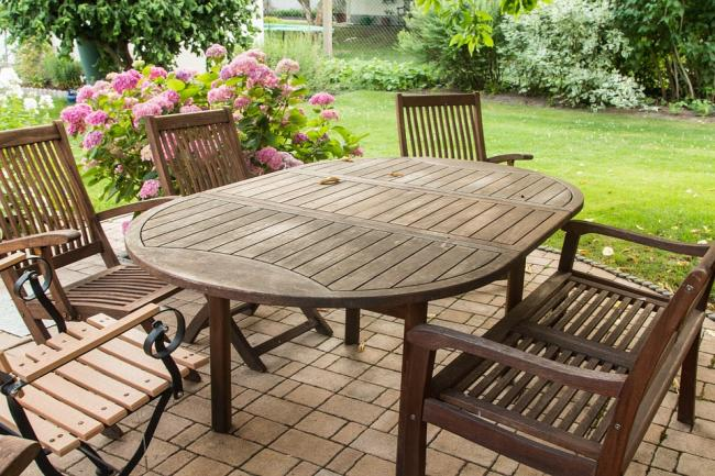 Garden furniture has been stolen twice in the past week in Upper Rissington. Picture - file image