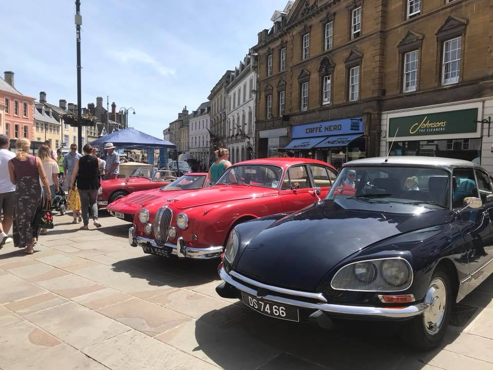 Cirencester Classic Car Show On 8 September At 10 00