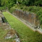 The canal due for renovation