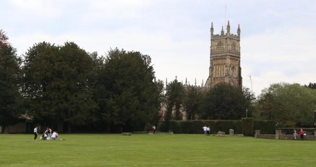 Cirencester's Abbey Grounds