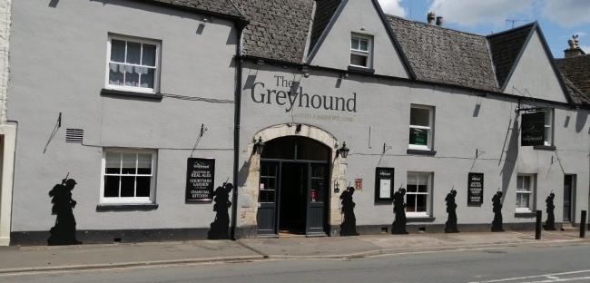 The Greyhound, Tetbury