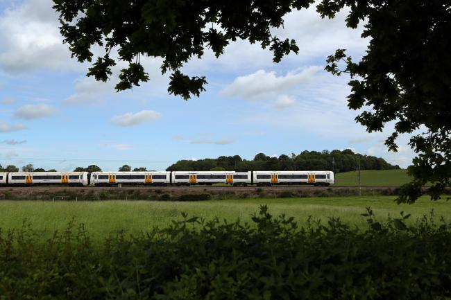 Almost 1.76 billion rail journeys were taken in 2018/19